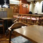 上島珈琲店 - (2017/1月)店内