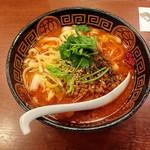 坂上刀削麺 -  麻辣刀削麺