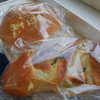 フクヤ - 料理写真:ツナパンとスイートポテトパン