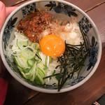 炎丸酒場 - 卵かけご飯