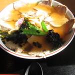 幸来 - 料理写真:チューシュー麺850円