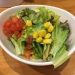 ダイニング・バル グラード - サラダ