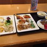 湯快のゆ - 料理写真:お料理