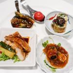 神田 雲林 - 冷製前菜