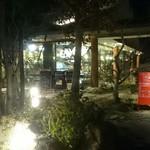 瀬し香 - 夜の店正面