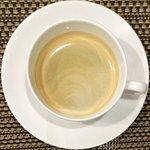 バティチ - バティチランチ 1300円 のコーヒー