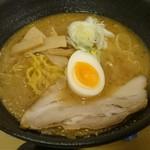 究麺 十兵衛 - 味噌ラーメン864円