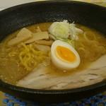 究麺 十兵衛 - 味噌ラーメン