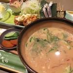 63587256 - 元祖冷汁定食