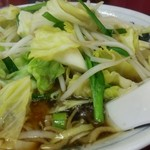 大連 - 野菜ラーメン