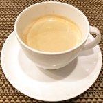 バティチ - Aランチ+デザートセット 1000円 のコーヒー