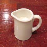 バティチ - Aランチ+デザートセット 1000円 のミルク