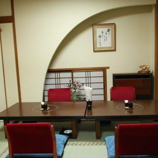 【お座敷個室ありの一軒家寿司屋】
