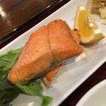 板前料理感菜 - 鮭
