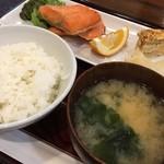 板前料理感菜 - 焼魚定食