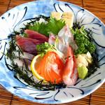 鯛介 - 海鮮丼