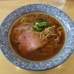 63598910 - 醤油らぁ麺(細麺)
