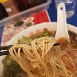 来来亭 - 麺はもっともっと質のいいものを使ってほしい
