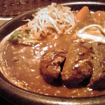 ハングリーベア - 煮込みハンバーグ