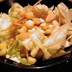 ハングリーベア - セットのサラダ