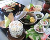 本格和食の会席をリーズナブルに愉しめる。