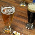 箕面物語 耀 - なんとノンアルコールビールもある