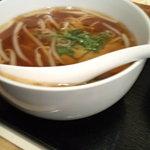 Bishokutenchiharuka - 追加の小ラーメン