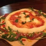 NAPOLI UNO - 料理写真:事前にご相談下さればハート型のPizzaもご用意いたします♡