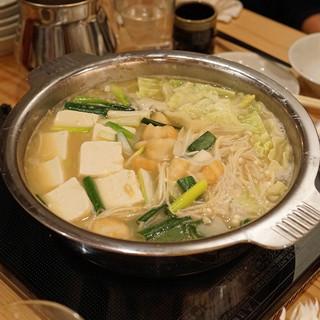 水炊き 鼓次郎 - 水炊き