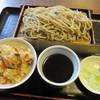 Nakatsugawa - 料理写真:メニューには無い「もり \650」