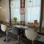 カフェ ナトゥーラ - 店内