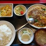 楓林 - 豚の四川香り炒め