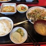 楓林 - 野菜炒め