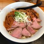 澤神 - 「辛まぜ麺 並」770円