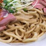 澤神 - 自家製麺