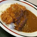 みよしの - 料理写真:カツカレー 494円