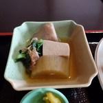 蕎麦処 しゅう - 小鉢