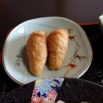 蕎麦処 しゅう - いなり寿司
