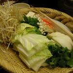 63606694 - 初春はお野菜少ないね。