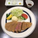 京橋モルチェ - ビーフの瞬間レアカツ