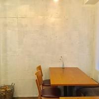 食堂たんと - 奥テーブル席