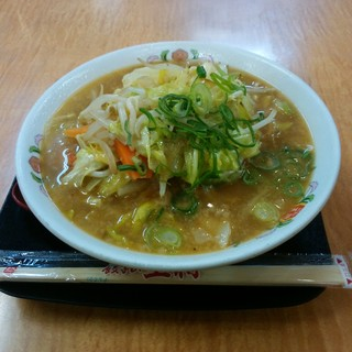 餃子の王将 - 料理写真:『野菜煮込みラーメン』
