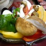 大倉 - 焼き野菜