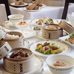 中国料理 桃花林 - 飲茶オーダーバイキング