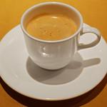 カーヴ・デ・ヴィーニュ - コーヒー