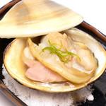 すしまる - 焼き蛤