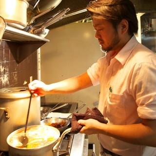 【お料理にお客様のわがままを添えて】近藤シェフによる逸品