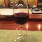 鶴のひとこえ - 赤ワイン