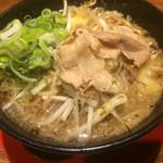 神戸ちぇりー亭 - 醤油ラーメン [麺:男盛り]