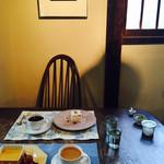 泰山堂カフェ - 料理写真: